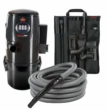 Bissell Garage Pro Wall-Mounted Wet Dry Car Vacuum/Blower With Auto Tool Kit,.