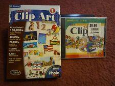 Software PC Cosmi Print Perfect Clip Art Deluxe & Greenstreet Clip Art