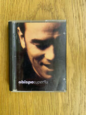 Pascal Obispo Superflu MiniDisc Album MD Music
