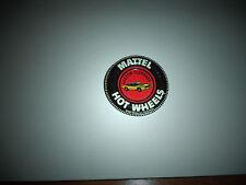 HOT WHEELS Mattel Vintage Redline Custom EldaradoTin Button Badge NICE