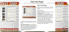 Wordpress Fast Tube Plugin for Youtube Videos on Your Blog - Full Version CD/DVD