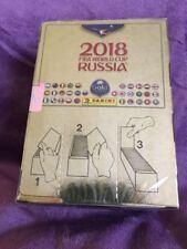 Panini FIFA World Cup WM 2018 Russia - Display Box (Gold Edition - Schweiz)