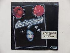 """BO Film OST Un amour """" différent """" Outrageous Lisa's theme PAUL HOFFERT 801004"""
