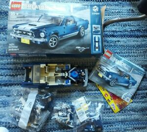 LEGO Creator Expert Ford Mustang GT