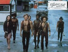 MICHAEL BECK THE WARRIORS 1979 VINTAGE LOBBY CARD #3  WALTER HILL