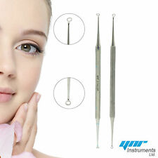 YNR Blackhead Remover Cleaner Acne Cleanser Needle Pimple Spot Extractor
