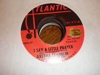 Aretha Franklin 45 I Say A Little Prayer ATLANTIC