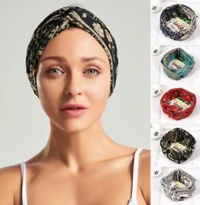 Headband turban top knot New Design Bohemian style women fabric headband