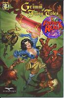 GRIMM FAIRY TALES #50 1ST PRINT VARIANT (2010) ZENESCOPE COMICS