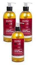Nature's Response Hand Wash - Lemon Scented Tea Tree, Manuka - 3 x 300ml 3 PACK
