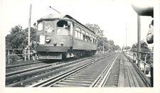 P492 RP 1945 PHILADELPHIA SUBURBAN TRANSPORTATION CO CAR #41 ERA SPECIAL