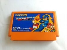 Rockman4 Megaman for Nintendo Famicom Nes Game Cartridge only/tested -B-