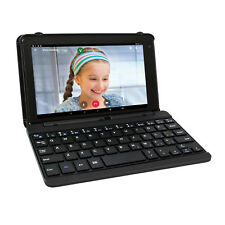 "RCA Voyager 7"" 16GB Tablet With Keyboard Case Android 6.0 Marshmallow (Charcoal)"