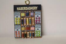 DOLLS HOUSE (  Haberdashery Button's & Cotton's