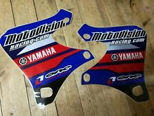 Yamaha YZF 250 400 426 98 - 02 Pegatinas Calcomanías Gráficos Rad Scoop One Industries