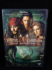 Pirates of the Caribbean: Dead Man's Chest (DVD, 2006, Widescreen)