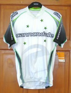 """BNWT CANNONDALE SKINSUIT-LIKE JERSEY. SIZE LARGE UP TO 40/41"""" CHEST"""