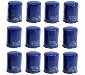 Union Sangyo OEM Oil Filter for Honda & Acura 15400-PLM-A01 12-Pcs