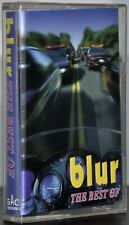 "Blur ""The Best Of Blur"" Rare Russian Cassette! Excellent condition!"