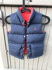 Doudoune sans manches réversible Polo Ralph Lauren / Taille 6 Ans