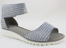 Gabor Snake Aquamarine Ankle Strap Comfort Sandal Women Sizes 6.5,8.5,9,10 NEW!!