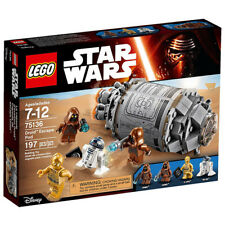 LEGO Star Wars Droid Escape Pod Set 197pcs 75136