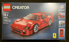 LEGO Creator Expert Ferrari F40 10248 Retired NEW