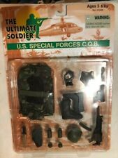 """Ultimate Soldier 12"""" 1/6 Scale U.S. SPECIAL FORCES C.Q.B. Weapons Uniform Pack"""