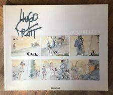 Aquarelles Par Hugo Pratt