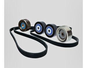 Belt & Pulley Kit for Mitsubishi Triton MQ 2.4L 2015 4N15 Pajero Sports 2016-on