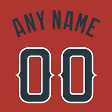 Béisbol 2010 All Star American League de jersey número Personalizado Kit sin costura
