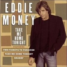 EDDIE MONEY TAKE ME HOME TONIGHT CD AWESOME AOR