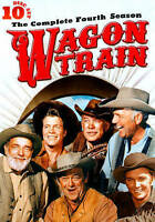 Wagon Train: The Complete Fourth Season (DVD, 2014, 10-Disc Set)