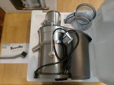 Breville 1000W Speed Fruit Juice Filter Jug Pitcher Vegetable Juicer Extractor