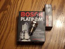 6 Bosch 4221 Platinum Spark Plugs, as pictured