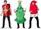 Hombre Mujer Nuevo Gigante Divertido Regalo De Navidad disfraz