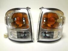 NEW TOYOTA Hilux 2001-2005 turn signal indicator blinker lights set pair LH+RH