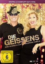 3 DVDs * DIE GEISSENS -EINE SCHRECKLICH GLAMOURÖSE FAMILIE - STAFFEL 6.2 # NEU !