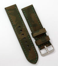 22mm UHRBAND Germany RIOS1931 Camouflage MILITARY Infantery Army Styl Watch BAND