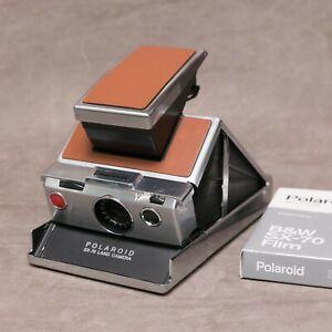 Polaroid SX-70 Land Camera - Minty Refurbished Condition