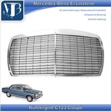 kĂźhlergrill-einsatz Mercedes W123 New Refined Chrome
