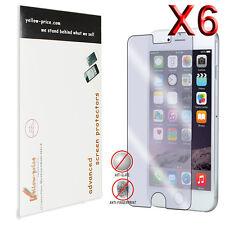 6xApple iPhone 6 Plus 5.5'' Premium Anti-Glare&Anti-Fingerprint Screen Protector