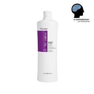 Fanola No Yellow Shampoo 33.8 fl oz (1000 ml)