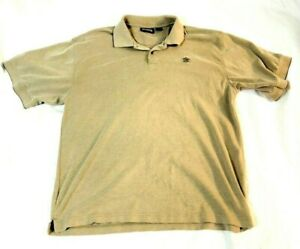 Budweiser Anheuser Busch Men's Polo Cotton Size Large Brewery