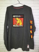 Marc ECKO Unlimited Magic Dustman Tee T-Shirt Mens 2XL XXL 90s Streetwear RARE