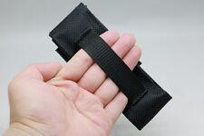 1X Pistol Mag Pouch Velcro Close Magazine Holder Gear Tactical Clip Belt Loop