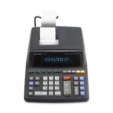 Sharp Electronics Calculators El2196bl El-2196bl 12 Digit Vf Display 2 Color 3.5