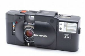 OLYMPUS XA A11 35mm Film Point & Shoot Camera From Japan #131678