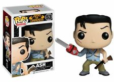 Funko Pop Movies Army Of Darkness Evil Dead: Ash Collectible Vinyl Action Figure
