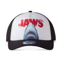 UNIVERSAL Jaws Movie Poster Print Trucker Cap, Unisex, Black/White (BA816766JAW)